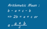 Quick Review: Arithmetic, Geometric and Harmonic Progressions