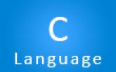 C-Language-Basics